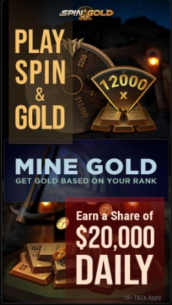 Play Spin and Gold