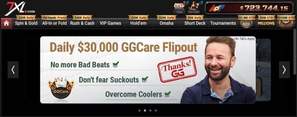 Best poker app online 7XL